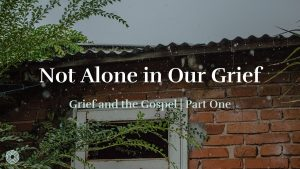 Not Alone in Our Grief