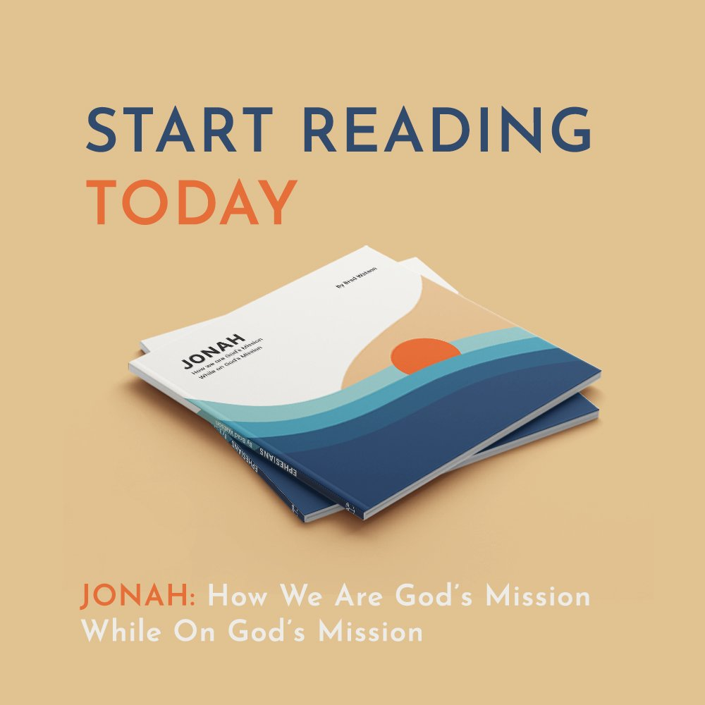 Jonah: How we are God's Mission While on God's Mission