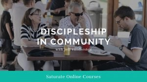 Discipleship in Community
