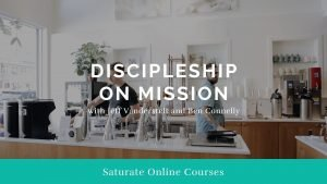Discipleship on Mission