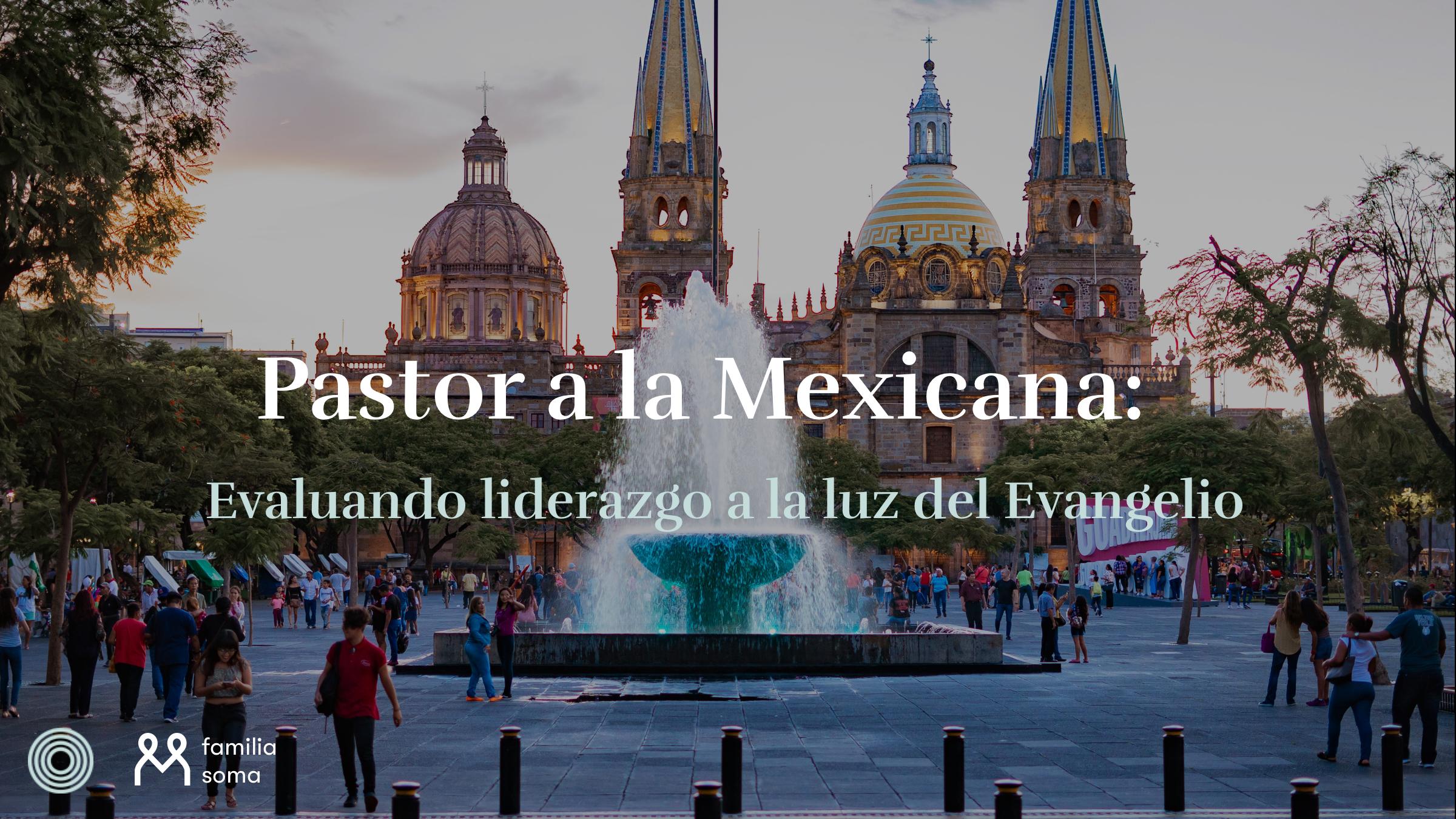 Pastor Mexicano