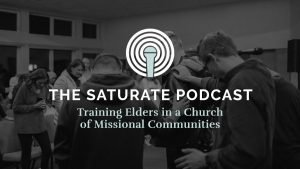 Training Elders in a Church of Missional Communities