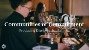 Communities of Commitment